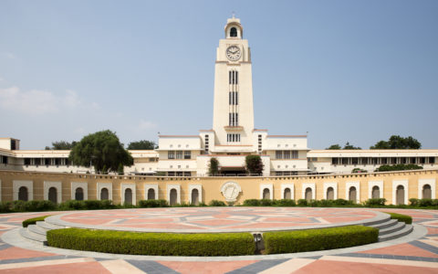 Clock tower @ BITS Pilani