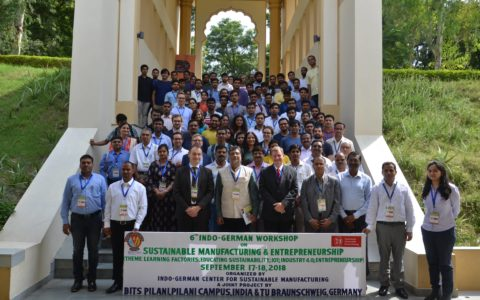 Participants of 6th Indo-German Workshop